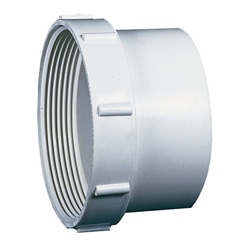 Cleanout Adapter  4 inch SpxFPT