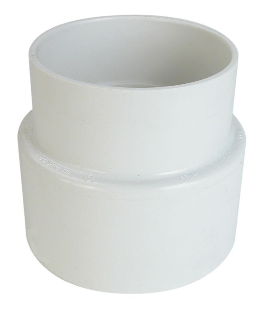 Bow Pvc 4 inch Cast Iron Adapter