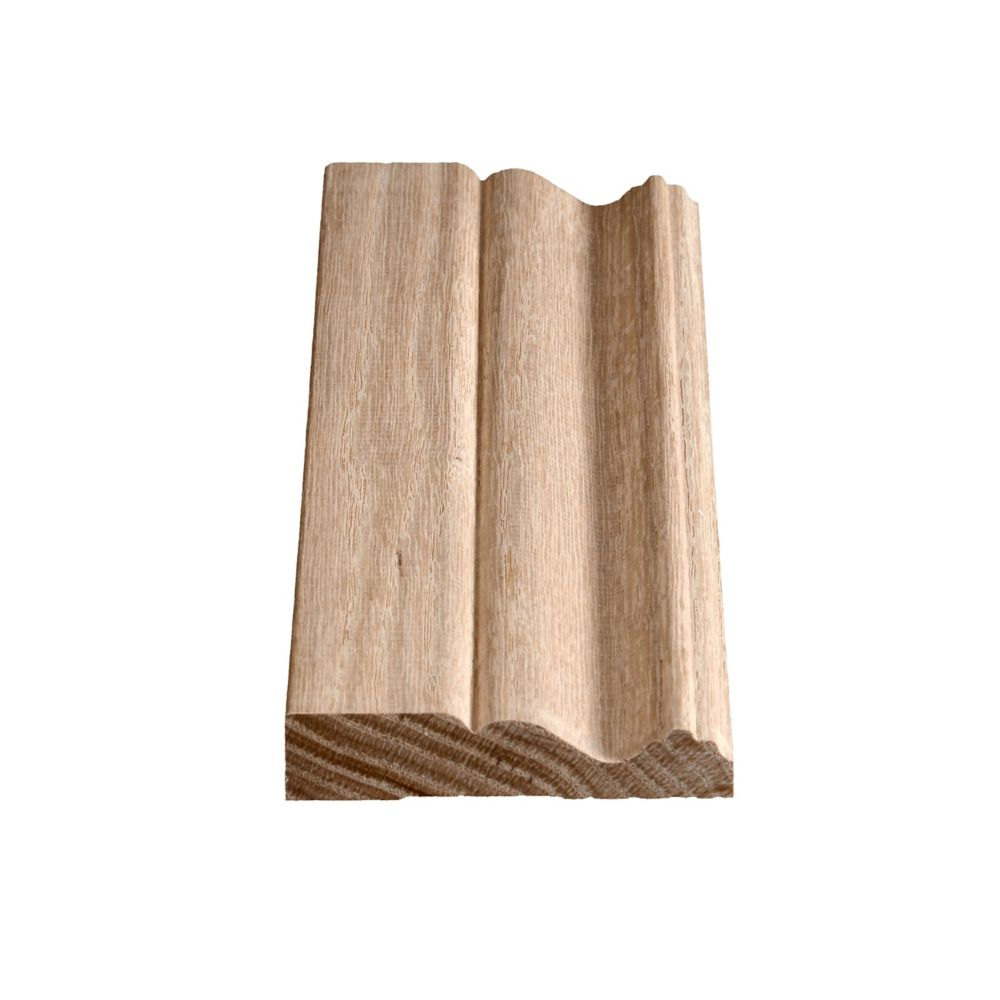 Oak Colonial Casing 3/4 In. x 3-1/2 In.