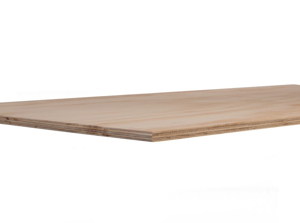 5/8 inch Sanded Pine Plywood 19/32 inchX4'X8'