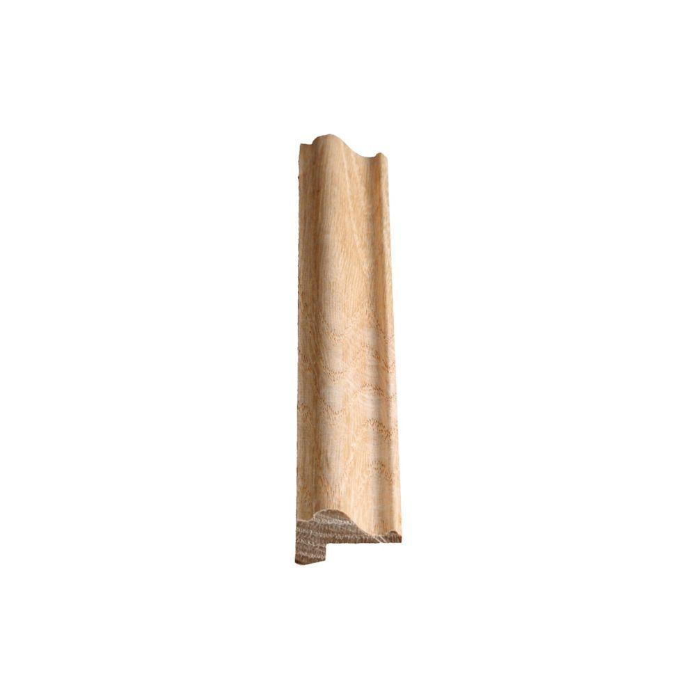 Oak Ply Cap 3/4 In. x 1-1/4 In.