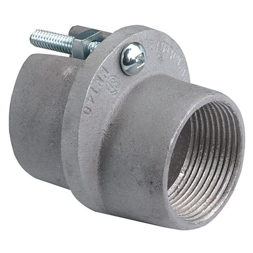 Microelectric 1-1/4 In. Mast Female Reducer