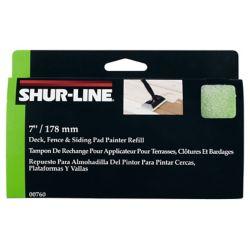 Shur Line Deck Fence & Siding Pad Refill