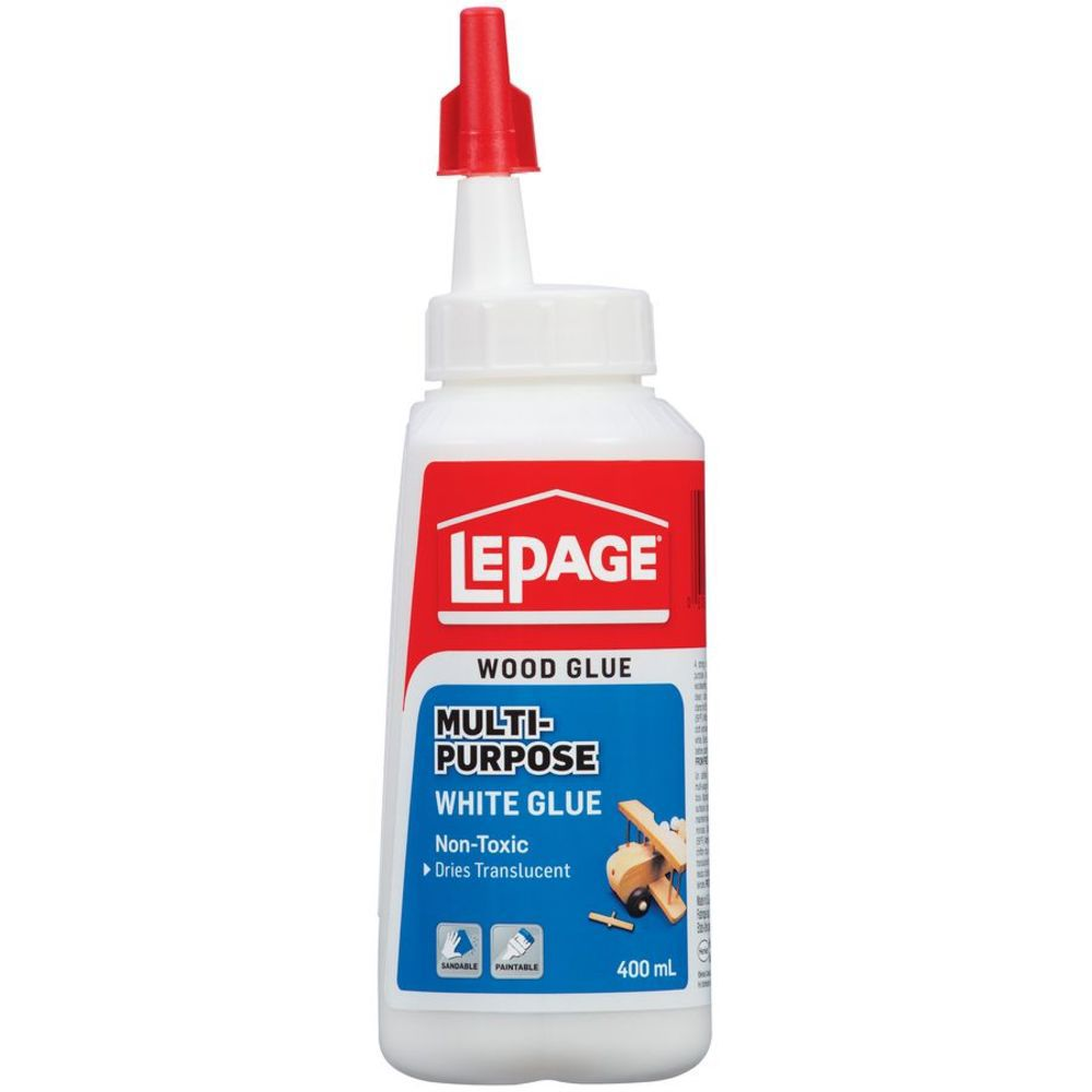 Lepage colle blanche