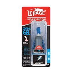 LePage Super Glue Gel Control