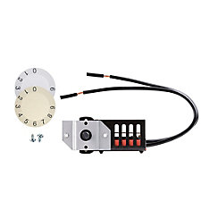 Built-In Single Pole Thermostat Kit