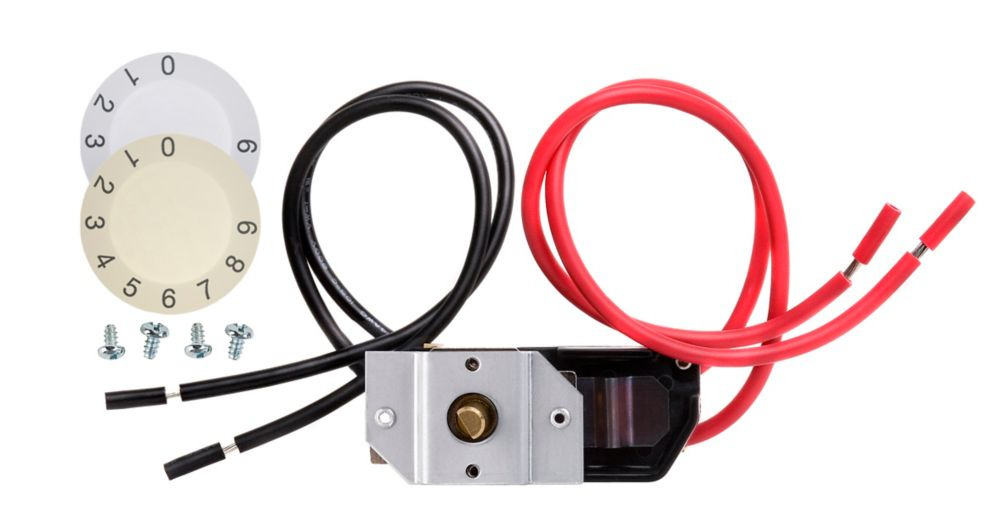 Built-In Double Pole Thermostat Kit