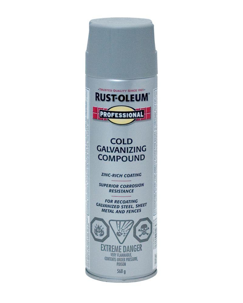Hh -Cold Galvanizing -Aerosol