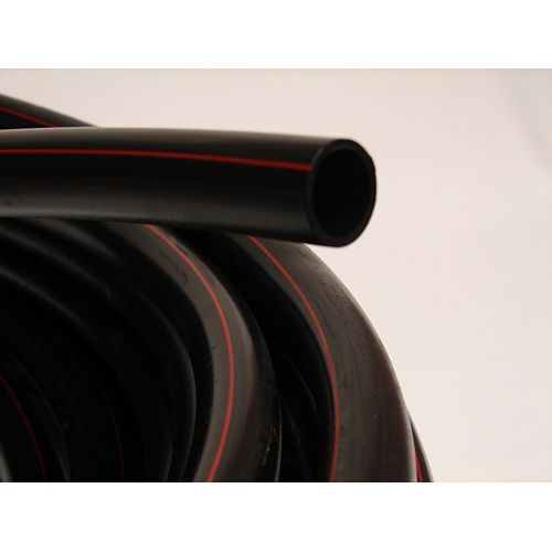 IPEX HomeRite Products POLY PIPE 1 inches X 100 ft. 75PSI Red Stripe