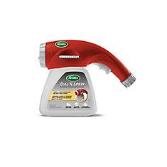 Dial N Spray Hose-End Sprayer