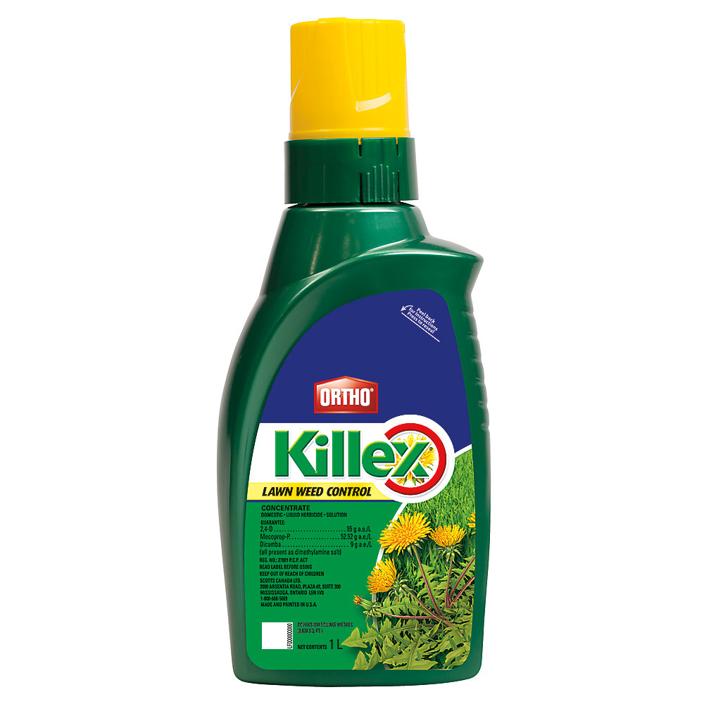 Killex 1L Lawn Weed Control Concentrate