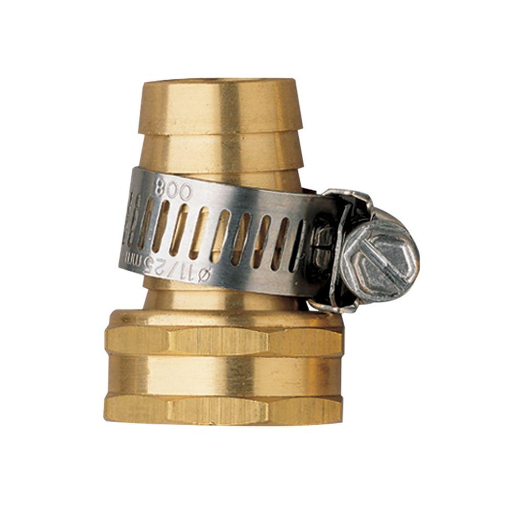 5/8-inch Female Aluminum Pro Mender