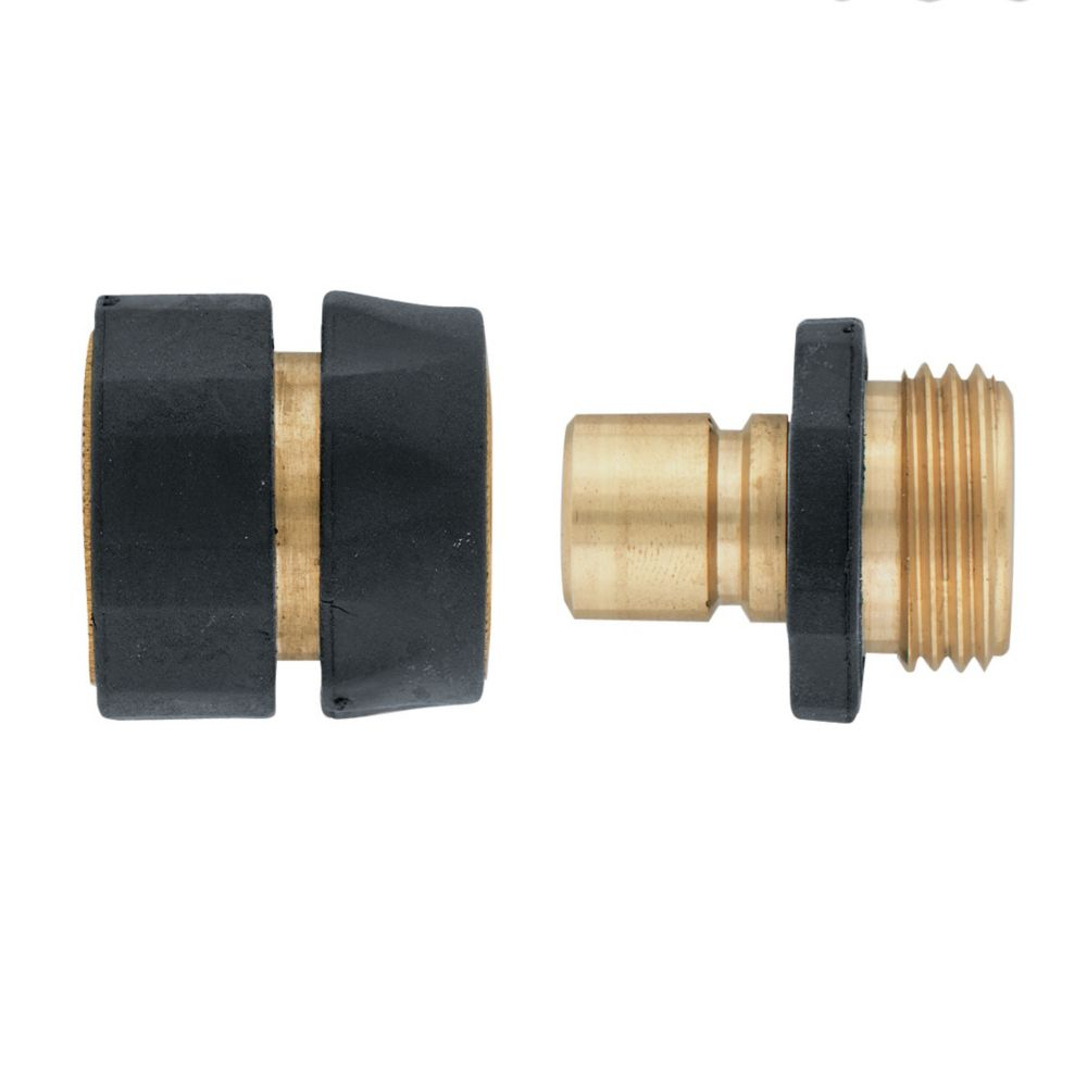 Hose Connectors Fittings The Home Depot Canada