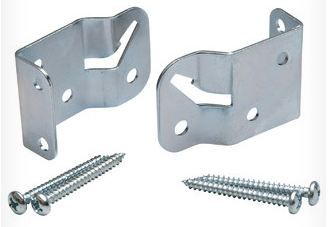 Levolor Universal Mount Shade Brackets The Home Depot Canada