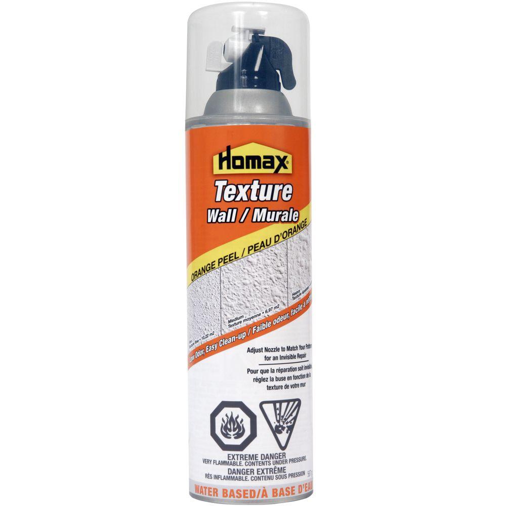 Homax Water Based Spray Texture, 20oz