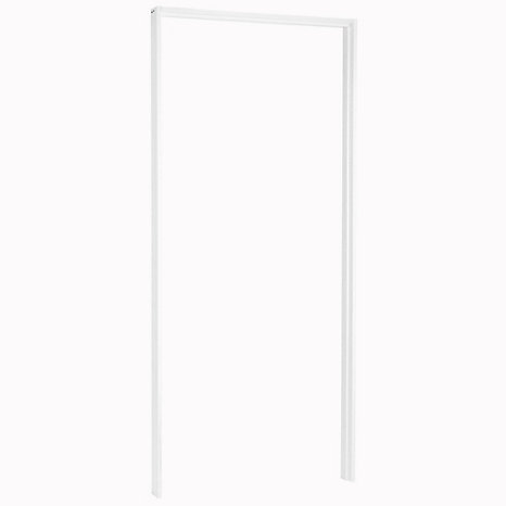 Masonite Primed MDF Pre-Machined Single Door Frame | The Home Depot ...