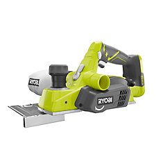 18V ONE+ 3-1/4-inch Cordless Planer (Tool Only)