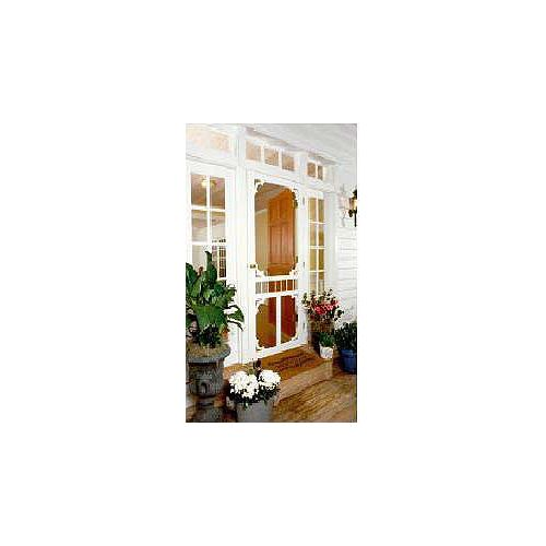 DIY Porte - Ecran en Vinyle Massif Carolina 34 po x 80 po