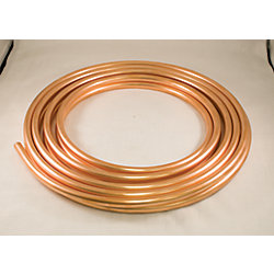 Aqua-Dynamic Copper Refrigeration Coil 3/8 Inch x 50 Foot