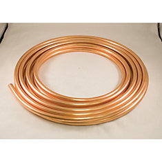 Copper Pipe & Fittings | The Home Depot Canada