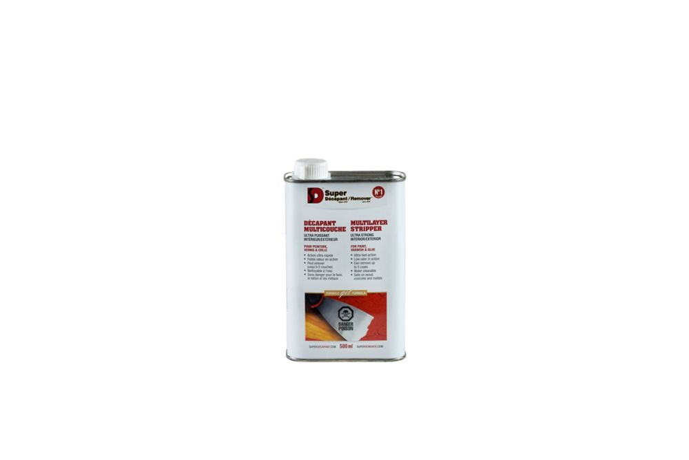 Super Remover Paint Varnish And Glue Remover - 500 ML
