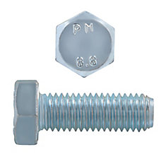 M12x35 Metric Hex Bolt 8.8 Unc