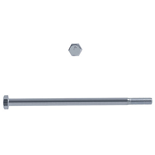 5/16x6 Hex Hd Cap Screw GR2 Unc