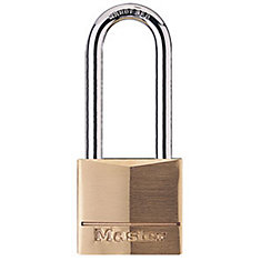40mm Brass Padlock with 2 inch Shackle