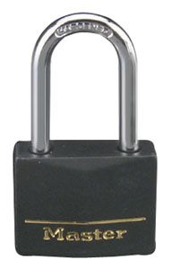 "40mm Covered Padlock with 1-1/2"" Shackle"