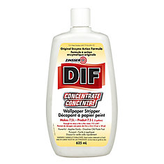 Dif Wallpaper Stripper Liquid Concentrate 635ml