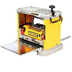 DEWALT 12 1/2-inch Thickness Planer with 3-Knife Cutter Head