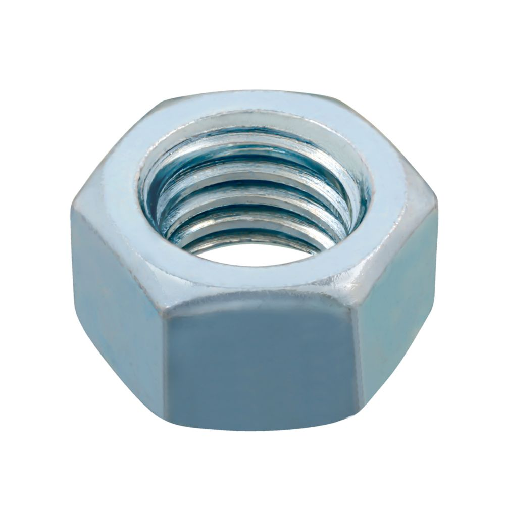 1/2-13 Fin Hex Nuts GR2 Unc