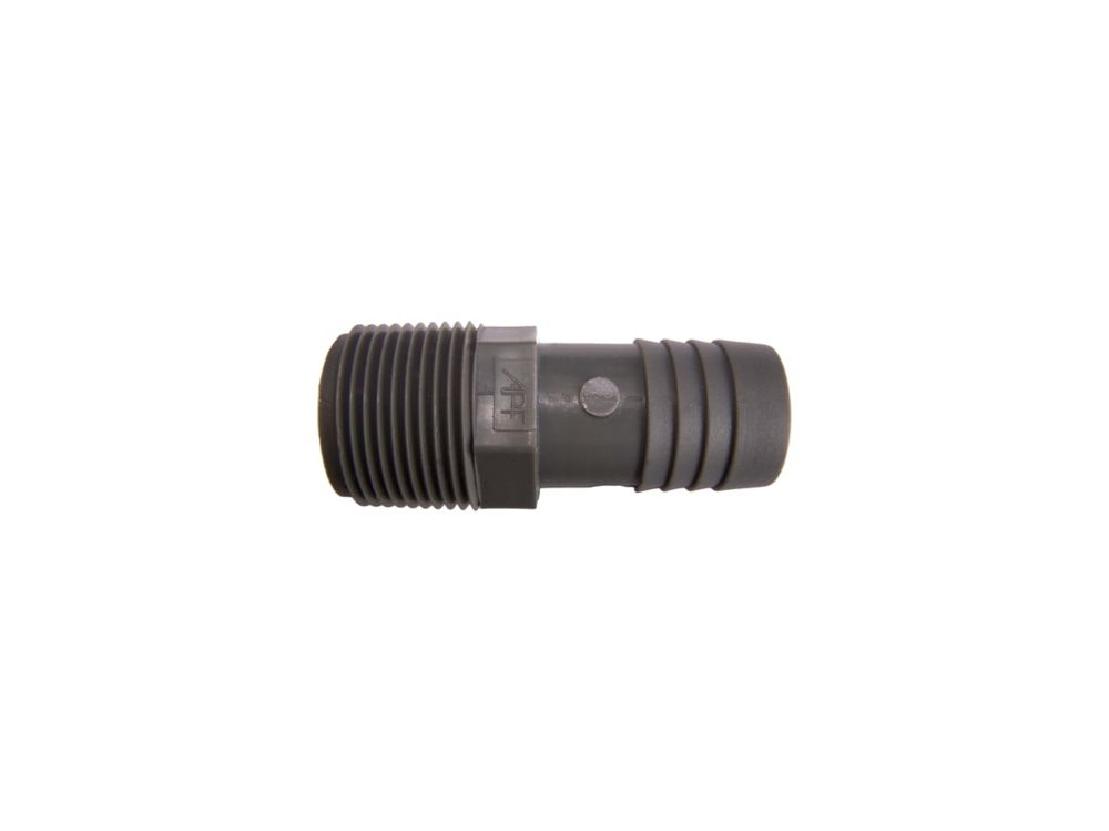 Poly Male Adapter - 1 Inch Mpt X 1 Inch Insert