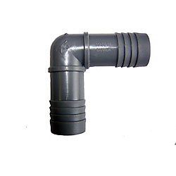 Pro-Connect Poly Insert Elbow - 1 Inch