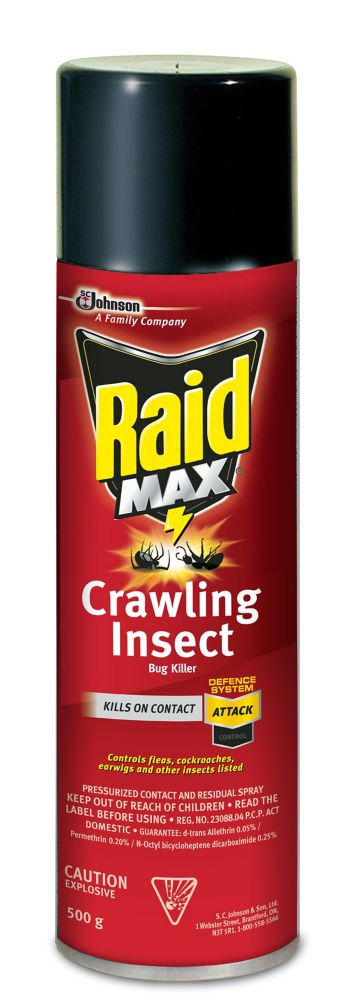Max Crawling Insect Killer