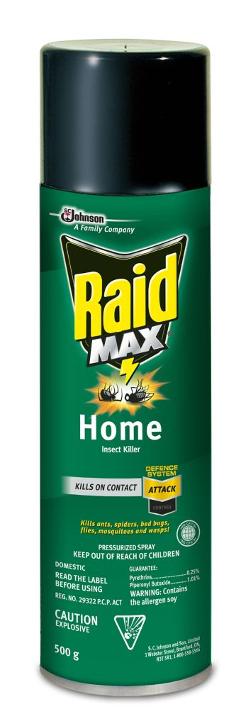 Max Insecticide pour insectes domestiques - 500 g