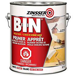 Zinsser Apprêt et bouche-pores BIN - 3,78 L