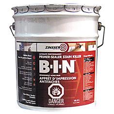 Apprêt dimpression - Base à la gomme-laque BIN 18,9L (5gal)