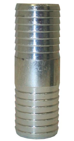 Galvanized Insert Coupling - 1/2 Inch