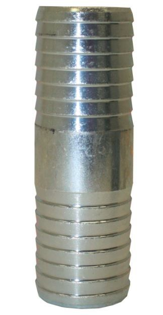 Pro-Connect Galvanized Insert Coupling - 1 1/4 Inch