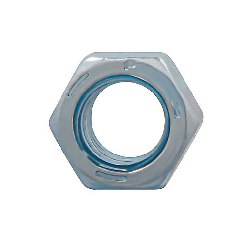 3/8-inch-16 Finished Hex Nut - Zinc Plated - Grade 5 - UNC