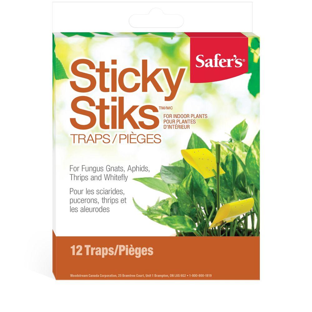 Safers Sticky Stiks Flying Insect Traps