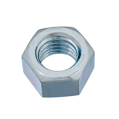 Paulin 5/8-inch-11 Finished Hex Nut - Zinc Plated - Grade 5 - UNC