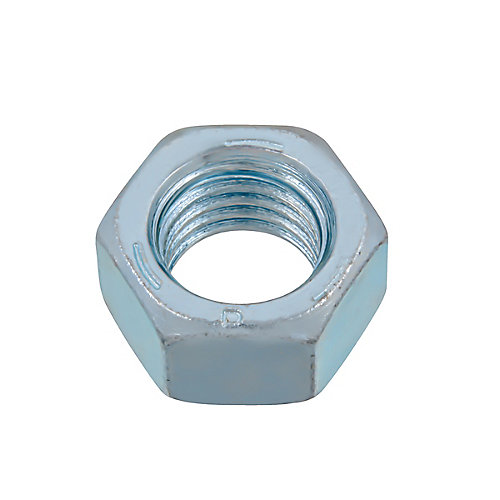 3/4-inch-10 Finished Hex Nut - Zinc Plated - Grade 5 - UNC