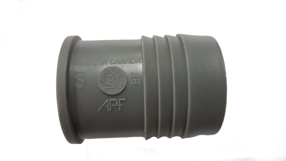 Pro-Connect Poly Insert Plug - 1 1/2 Inch