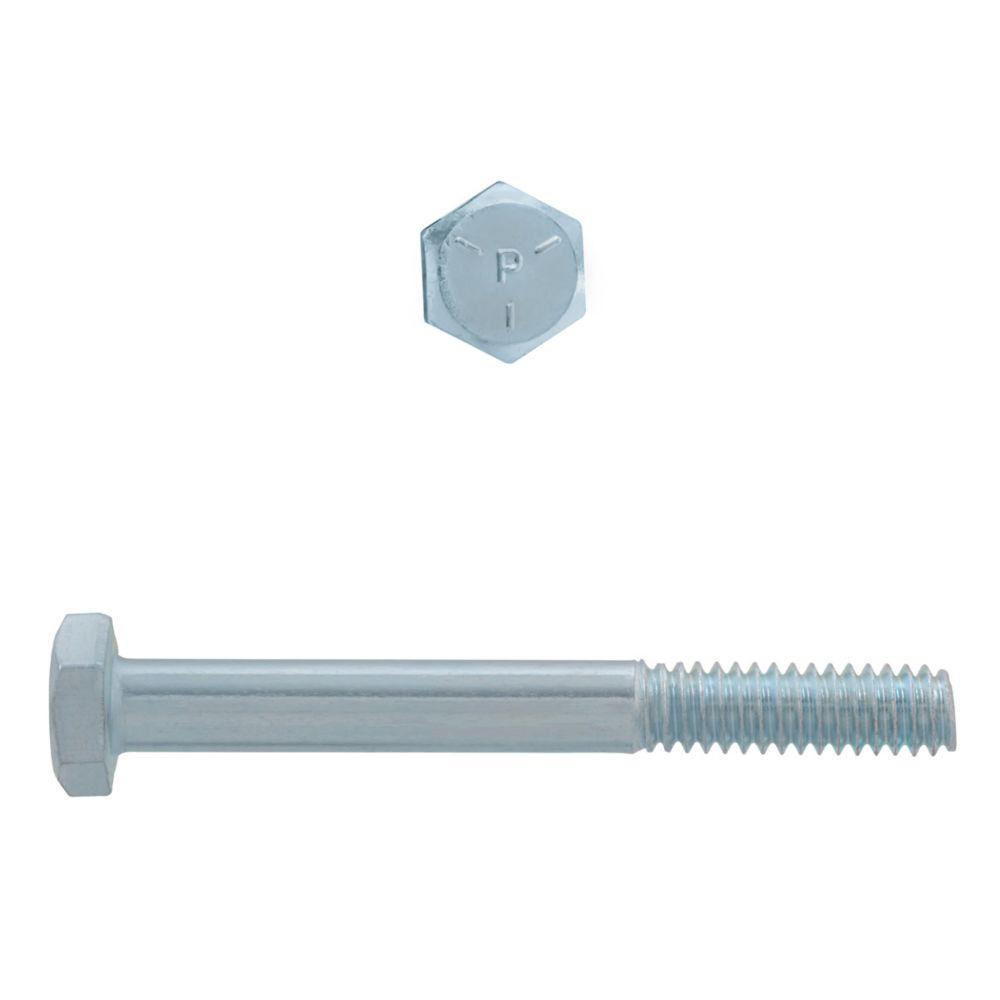 1/4x2-1/4 Hex Hd Capscrew GR5 Unc