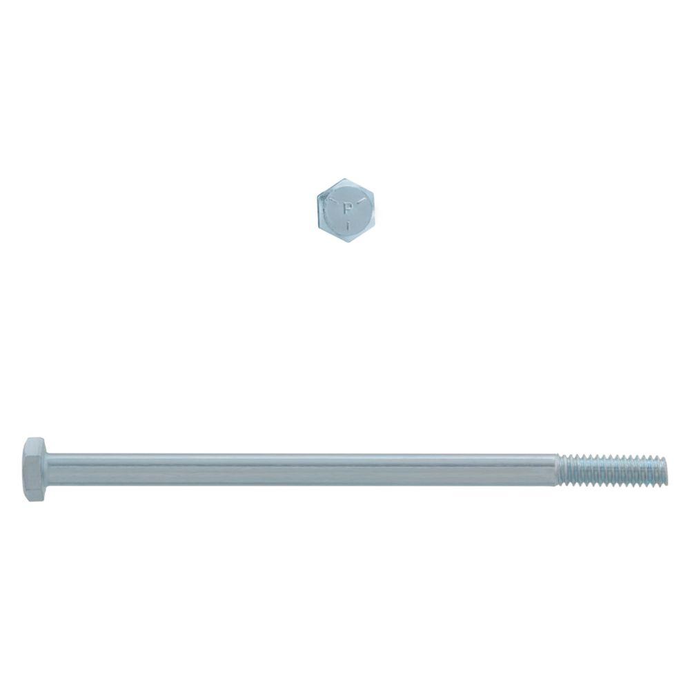 1/4x5 Hex Hd Capscrew GR5 Unc