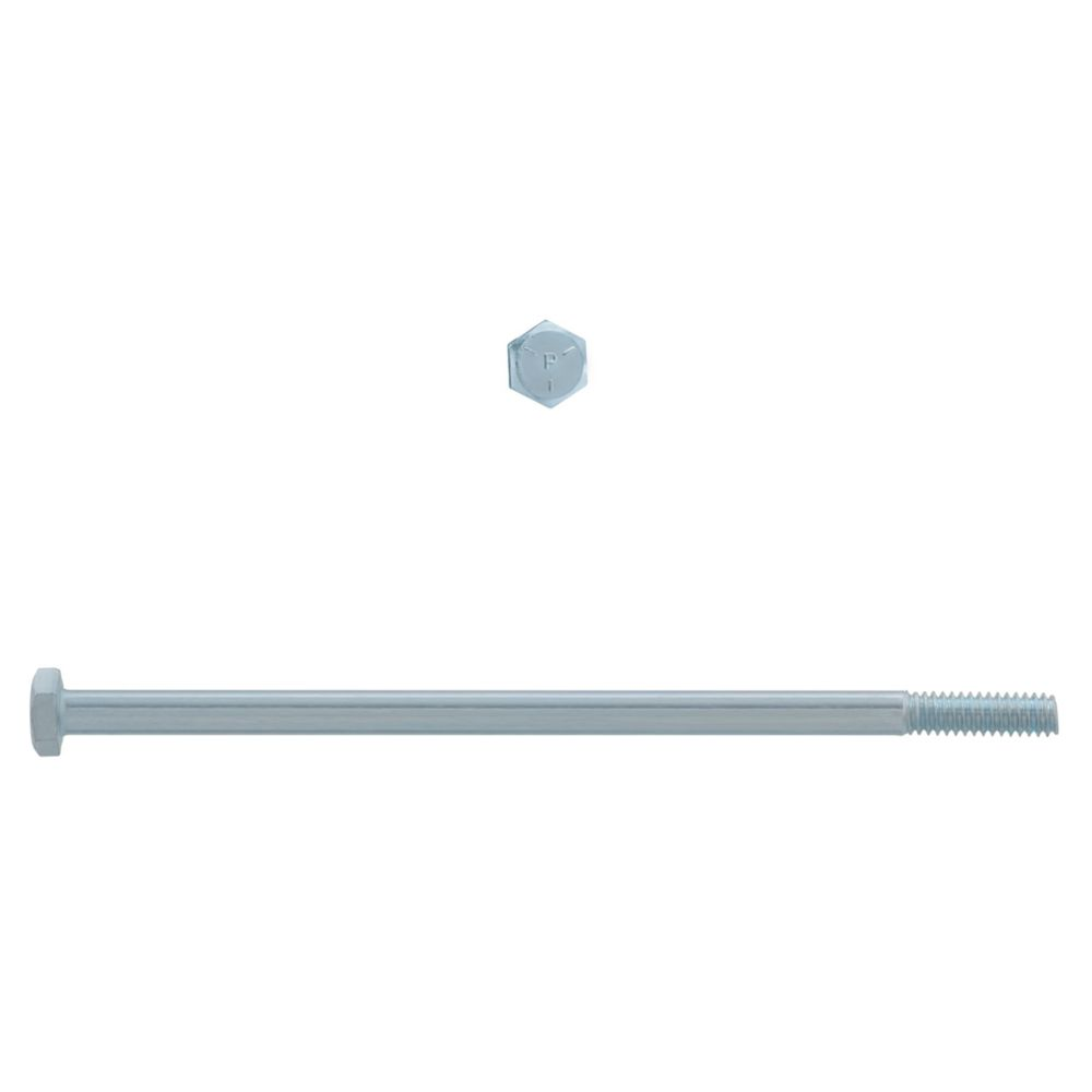 1/4x5-1/2 Hex Hd Capscrew GR5 Unc
