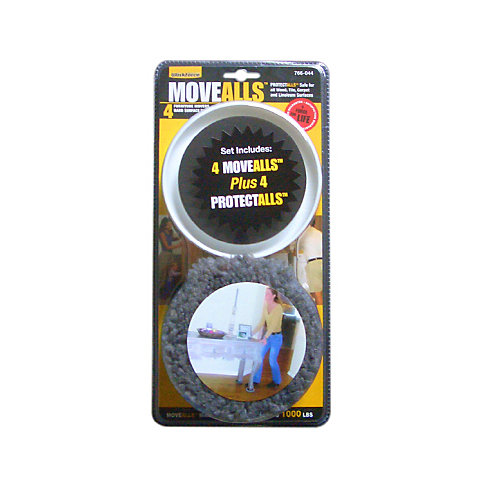 MoveAlls Value Pack (Furn.Movers w/ protectors)