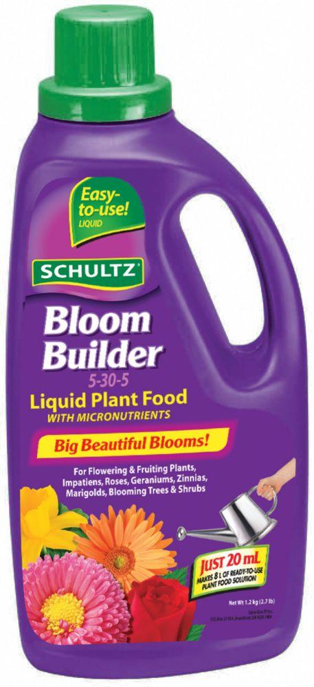 Engrais liquide Floraison abondante Schultz (1,2 kg)